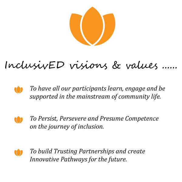 InclusivED Vision and Values